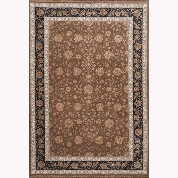 فرش ماشینی الگانت کد ۲۶۲۵ گردویی