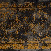 فرش الگانت کد ۲۵۳۳ زغالی