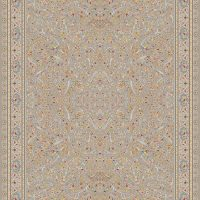 فرش درباری کد ۵۱۱۵ گردویی