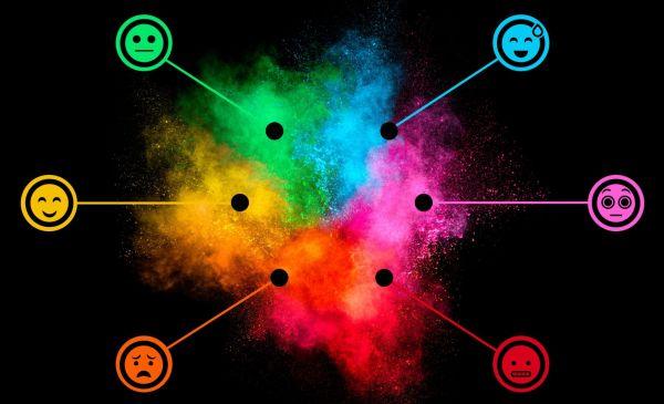 روانشناسی رنگ ها