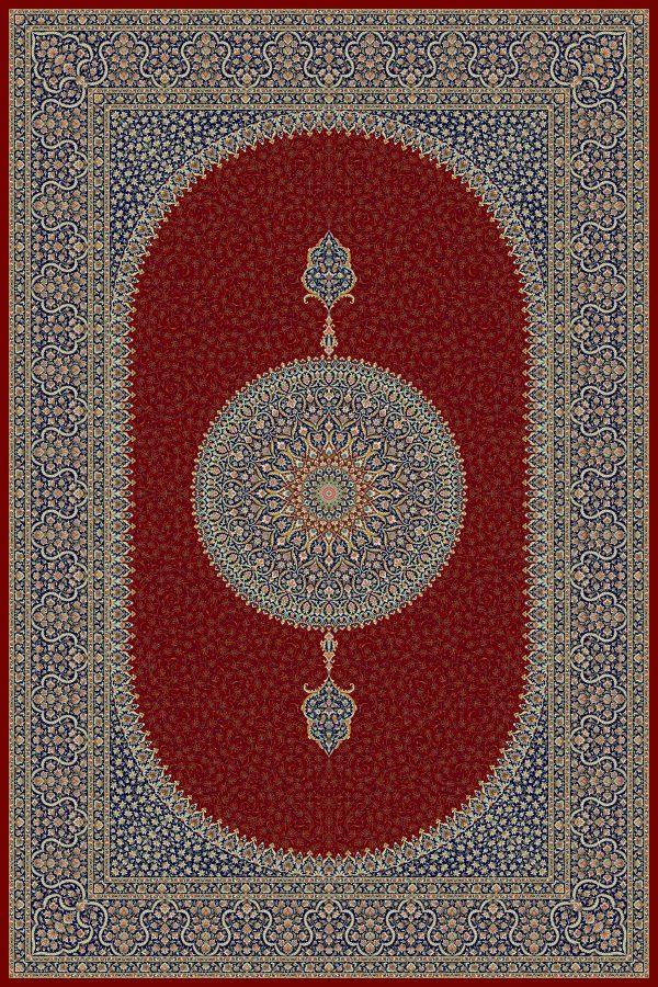 فرش حریر کد ۵۰۶۵ لاکی
