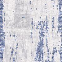 فرش اشرافی کد 1355 نقره ای