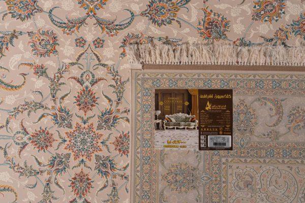 فرش ماشینی اشرافی کد ۱۵۶۳