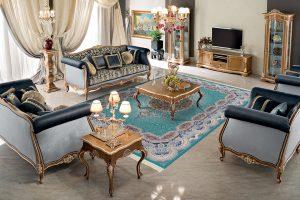 آیا سایز فرش مناسب خانه خود را می دانید؟